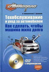 Георгий Бранихин -Техобслуживание и уход за автомобилем. Как сделать, чтобы машина жила долго
