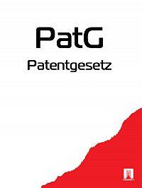 Deutschland -Patentgesetz – PatG