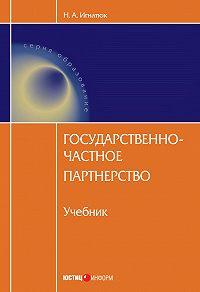 Н. А. Игнатюк -Государственно-частное партнерство