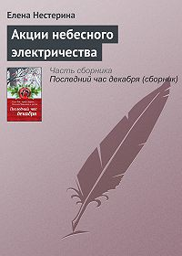 Елена Нестерина -Акции небесного электричества