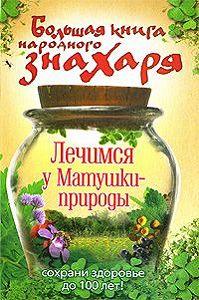 Андрей Моховой - Большая книга народного знахаря. Лечимся у Матушки-природы
