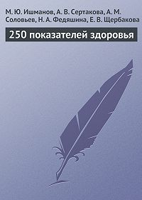 М. Ю. Ишманов -250 показателей здоровья