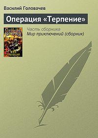 Василий Головачев -Операция «Терпение»