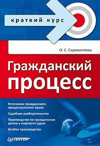 Ольга Скрементова -Гражданский процесс