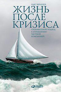 Олег Чернозуб -Жизнь после кризиса. Стоимостной подход к управлению частной компанией