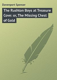 Spencer Davenport -The Rushton Boys at Treasure Cove: or, The Missing Chest of Gold