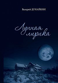 Валерий Дунайкин -Лунная лирика