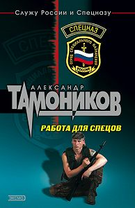 Александр Тамоников -Работа для спецов