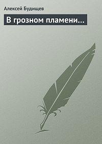 Алексей Будищев -В грозном пламени…