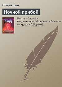 Стивен Кинг -Ночной прибой