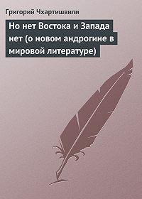 Григорий Чхартишвили -Но нет Востока и Запада нет (о новом андрогине в мировой литературе)