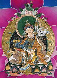 Падмасамбхава - Учение о том, как восходить в поведении.