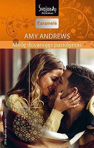 Amy Andrews -Meilę dovanojęs pasiūlymas