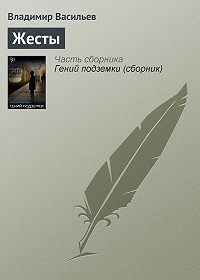 Владимир Васильев -Жесты
