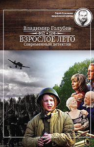 Владимир Голубев - Взрослое лето