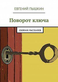 Евгений Пышкин -Поворот ключа. Сборник рассказов
