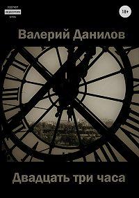 Валерий Данилов -Двадцать три часа