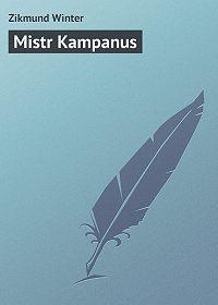 Zikmund Winter -Mistr Kampanus