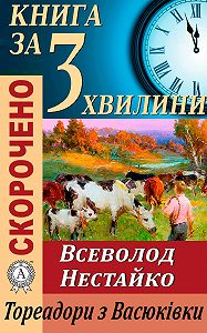 Тетяна Бебік -Переказ твору Всеволода Нестайка «Тореадори з Васюківки»
