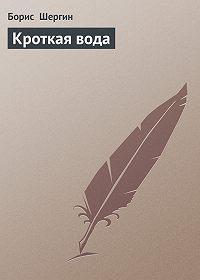 Борис  Шергин - Кроткая вода