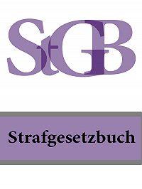 Deutschland -Strafgesetzbuch – StGB
