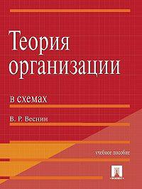 Владимир Веснин -Теория организации в схемах
