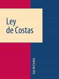 Espana -Ley de Costas