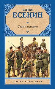Сергей Есенин -Страна негодяев (сборник)