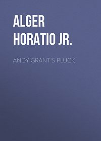 Horatio Alger -Andy Grant's Pluck