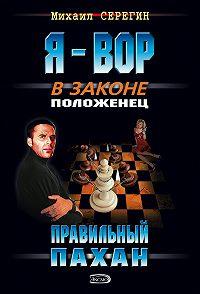 Михаил Серегин -Правильный пахан