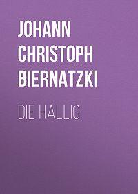 Johann Biernatzki -Die Hallig