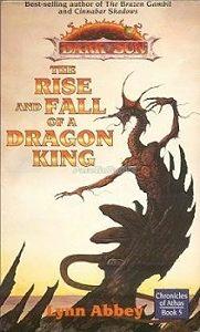 Линн Абби -Взлет и Падение Короля-Дракона
