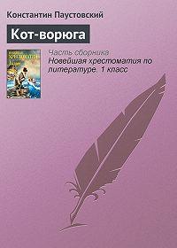 Константин Паустовский -Кот-ворюга