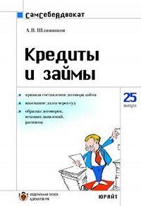 А. Шляпников - Кредиты и займы