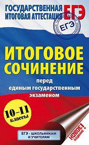 Наталья Миронова -Итоговое сочинение перед единым государственным экзаменом