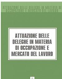 Italia -Attuazione delle deleghe in materia di occupazione e mercato del lavoro