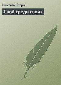Вячеслав Шторм -Свой среди своих