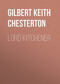 Gilbert Chesterton -Lord Kitchener