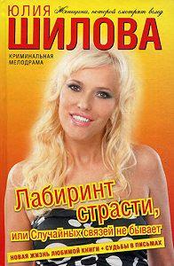 Юлия Шилова -Лабиринт страсти, или Случайных связей не бывает