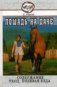 Екатерина Рыбас -Лошадь на даче