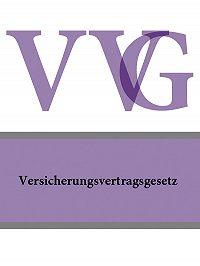 Deutschland -Versicherungsvertragsgesetz – VVG