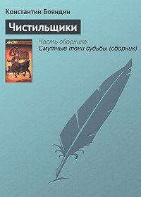 Константин Бояндин -Чистильщики