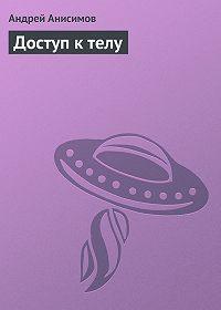 Андрей Анисимов, Андрей Анисимов - Доступ к телу