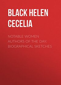 Helen Black -Notable Women Authors of the Day: Biographical Sketches