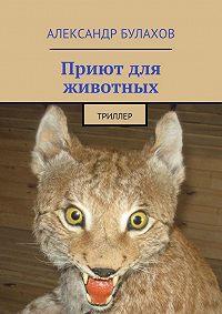 Александр Булахов -Приют для животных