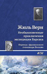 Жюль Верн -Необыкновенные приключения экспедиции Барсака