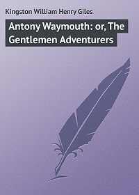 William Kingston -Antony Waymouth: or, The Gentlemen Adventurers