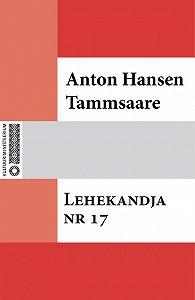 Anton Tammsaare -Lehekandja nr. 17