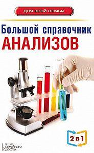 Андрей Пенделя -Большой справочник анализов