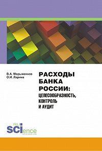 Владимир Морыженков -Расходы Банка России. Целесообразность, контроль и аудит